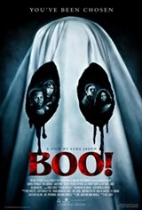 Boo! Movie Poster