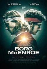 Borg/McEnroe Movie Poster