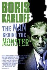 Boris Karloff: The Man Behind the Monster Movie Poster