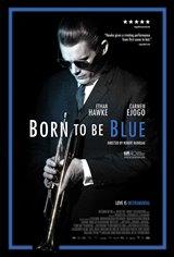 Born to be Blue (v.o.a.) Affiche de film