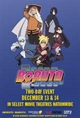 Boruto: Naruto The Movie Movie Poster