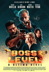 Boss Level Movie Poster Movie Poster