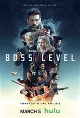 Boss Level Movie Poster