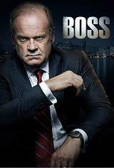 Boss: Season One Movie Poster
