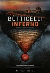 Botticelli - Inferno Movie Poster