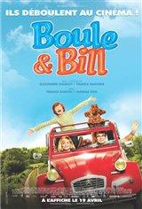 Boule & Bill Movie Poster