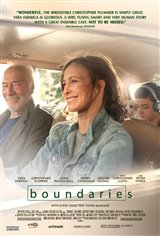 Boundaries (v.o.a.s.-t.f.) Affiche de film