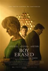 Boy Erased Movie Poster Movie Poster