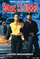 Boyz in the Hood 30th Anniversary presented by TCM Large Poster