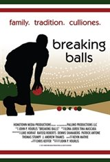 Breaking Balls Large Poster