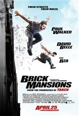 Brick Mansions Movie Poster Movie Poster