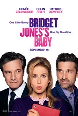 Bridget Jones's Baby Affiche de film