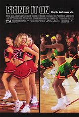 Bring It On Movie Poster Movie Poster