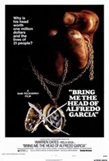 Bring Me The Head Of Alfredo Garcia Movie Poster
