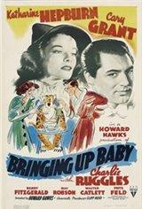 Bringing Up Baby Movie Poster