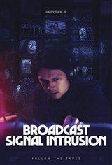 Broadcast Signal Intrusion Affiche de film