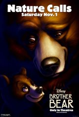 Brother Bear Movie Poster Movie Poster