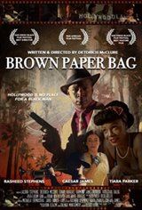 Brown Paper Bag Large Poster