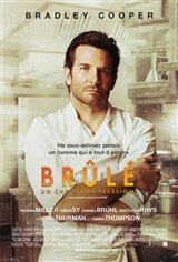Brûlé : Un chef sous pression Affiche de film
