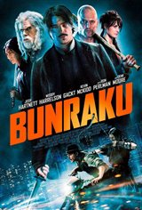 Bunraku Movie Poster Movie Poster