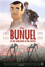 Buñuel in the Labyrinth of the Turtles Affiche de film