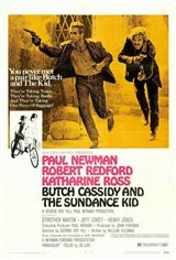 Butch Cassidy And The Sundance Kid Movie Poster Movie Poster