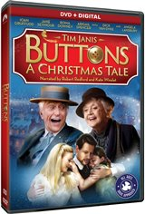 Buttons: A Christmas Tale Poster