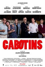 Cabotins Movie Poster