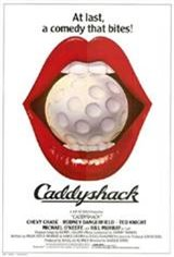 Caddyshack Movie Poster