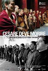 Caesar Must Die Movie Poster