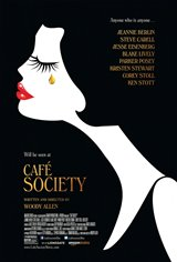 Café Society Movie Poster