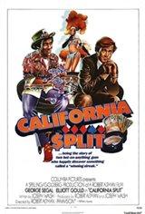 California Split Movie Poster