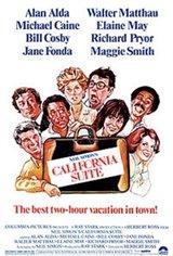 California Suite Movie Poster