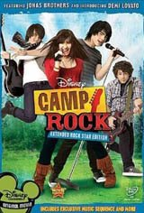 Camp Rock Movie Poster