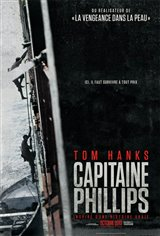 Capitaine Phillips Movie Poster