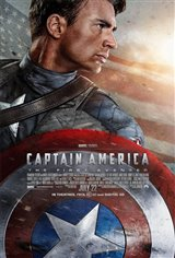 Captain America: The First Avenger Movie Poster Movie Poster