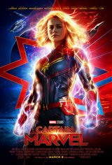 Captain Marvel Movie Poster Movie Poster