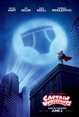 Captain Underpants: The First Epic Movie Movie Poster