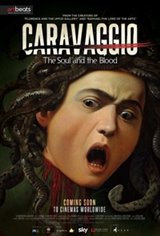 Caravaggio - The Soul and the Blood Movie Poster
