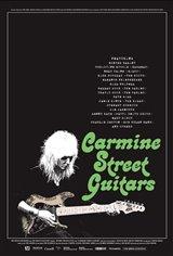 Carmine Street Guitars (v.o.a.) Affiche de film