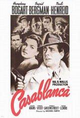 Casablanca - Classic Film Series Movie Poster