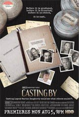 Casting By Movie Poster
