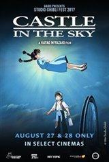 Castle in the Sky - Studio Ghibli Fest 2018 Large Poster