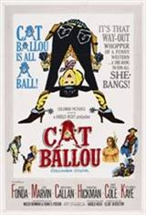 CAT BALLOU Movie Poster