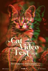 Cat Video Fest 2020 Large Poster