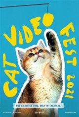 CatVideoFest 2021 Affiche de film