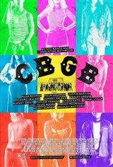 CBGB Large Poster