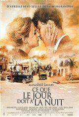 Ce que le jour doit a la nuit Movie Poster Movie Poster