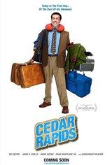 Cedar Rapids Movie Poster