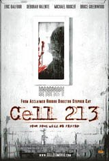 Cell 213 Movie Poster Movie Poster